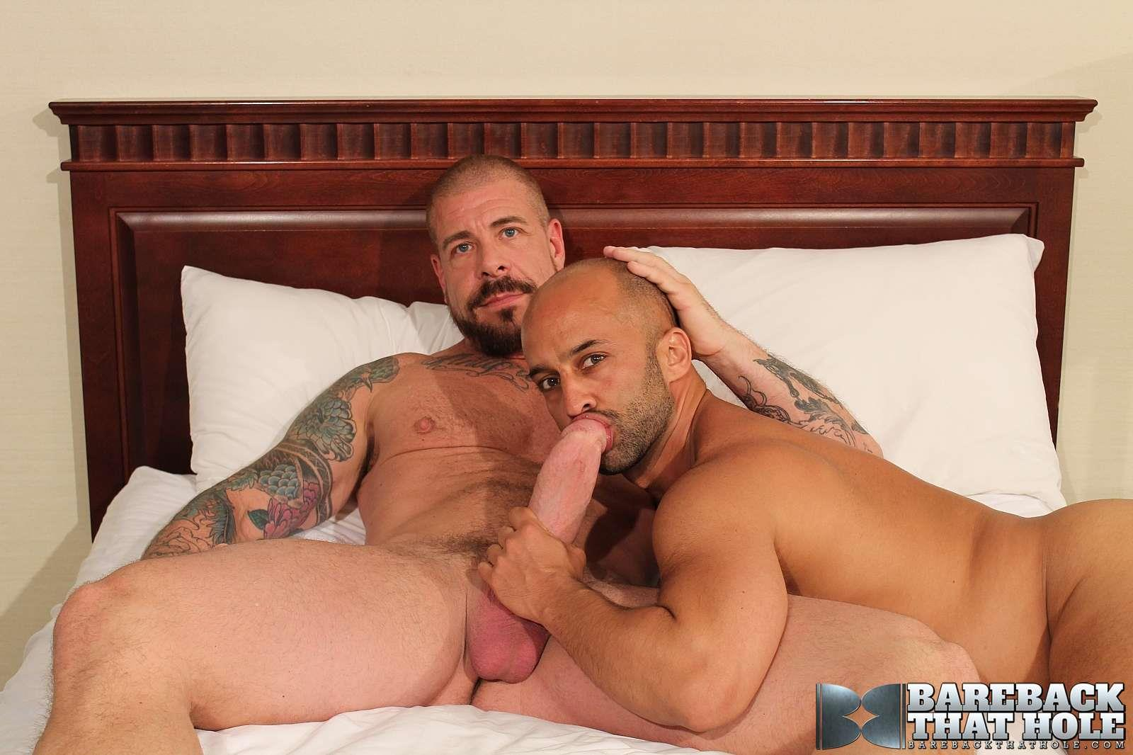 Big daddys big cock fucked and gaped gay jocks ass 2
