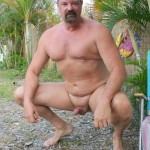 Hot Older Male Mitch Davis Beefy Chubby Smooth Daddy Jerking His Thick Cock Amateur Gay Porn 03 150x150 Beefy Smooth Daddy With A Thick Cock Jerking Off