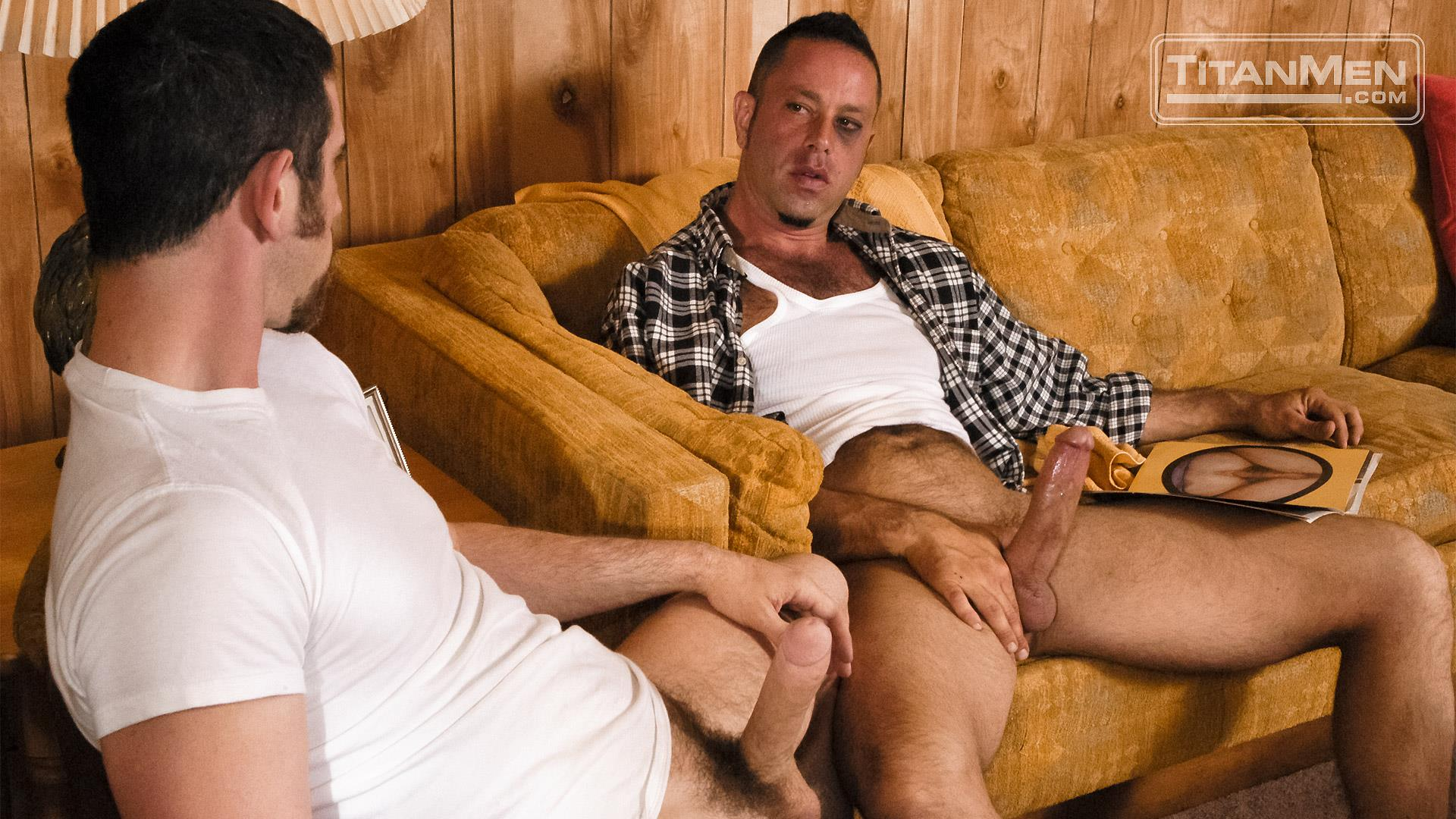 TitanMen Joe Gage Rednecks With Big Cocks Amateur Gay Porn 39 Big Cock Rednecks From TitanMen and Joe Gage