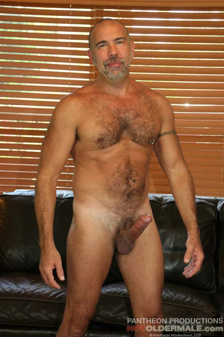 Hot Older Male Jason Proud Hairy Muscle Daddy With A Big Thick Cock Amateur Gay Porn 01 Hairy Muscle Daddy Stroking His Thick Hairy Cock