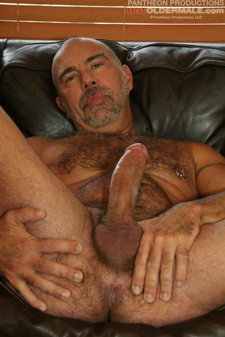 Hot Older Male Jason Proud Hairy Muscle Daddy With A Big Thick Cock Amateur Gay Porn 12 Hairy Muscle Daddy Stroking His Thick Hairy Cock