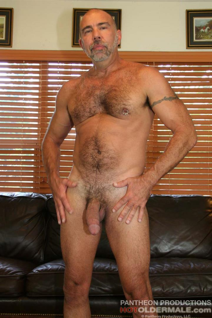 Hot-Older-Male-Jason-Proud-Hairy-Muscle-Daddy-With-A-Big-Thick-Cock-Amateur-Gay-Porn-19 Hairy Muscle Daddy Stroking His Thick Hairy Cock