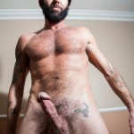 Butch-Dixon-Tom-Nero-Hairy-Daddy-Jerking-Off-A-Big-Fat-Mushroom-Head-Cock-Amateur-Gay-Porn-06-150x150 Hairy Stud Tom Nero Jerking His Thick Mushroom Head Cock