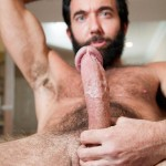Butch-Dixon-Tom-Nero-Hairy-Daddy-Jerking-Off-A-Big-Fat-Mushroom-Head-Cock-Amateur-Gay-Porn-10-150x150 Hairy Stud Tom Nero Jerking His Thick Mushroom Head Cock
