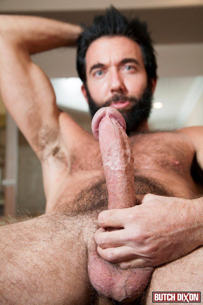 Butch Dixon Tom Nero Hairy Daddy Jerking Off A Big Fat Mushroom Head Cock Amateur Gay Porn 10 Hairy Stud Tom Nero Jerking His Thick Mushroom Head Cock