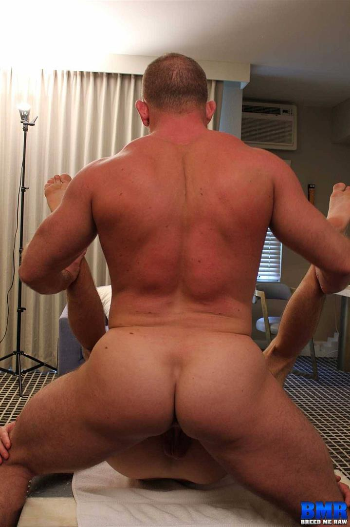 Gay muscle breeding