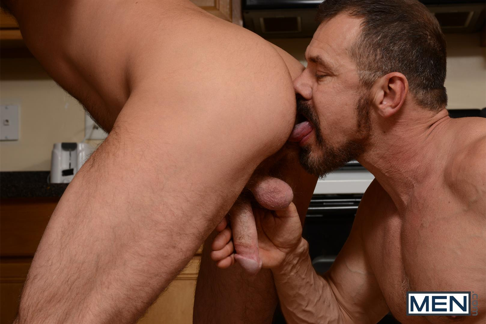 Men Drill My Hole Max Sargent and Mike Tanner Thick Cock Daddys Fucking Amateur Gay Porn 05 Hairy Muscle Daddys Fucking In The Kitchen And Eating Cum