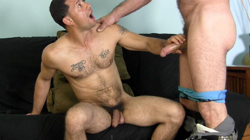 Sorry, gay guy sucking black dick