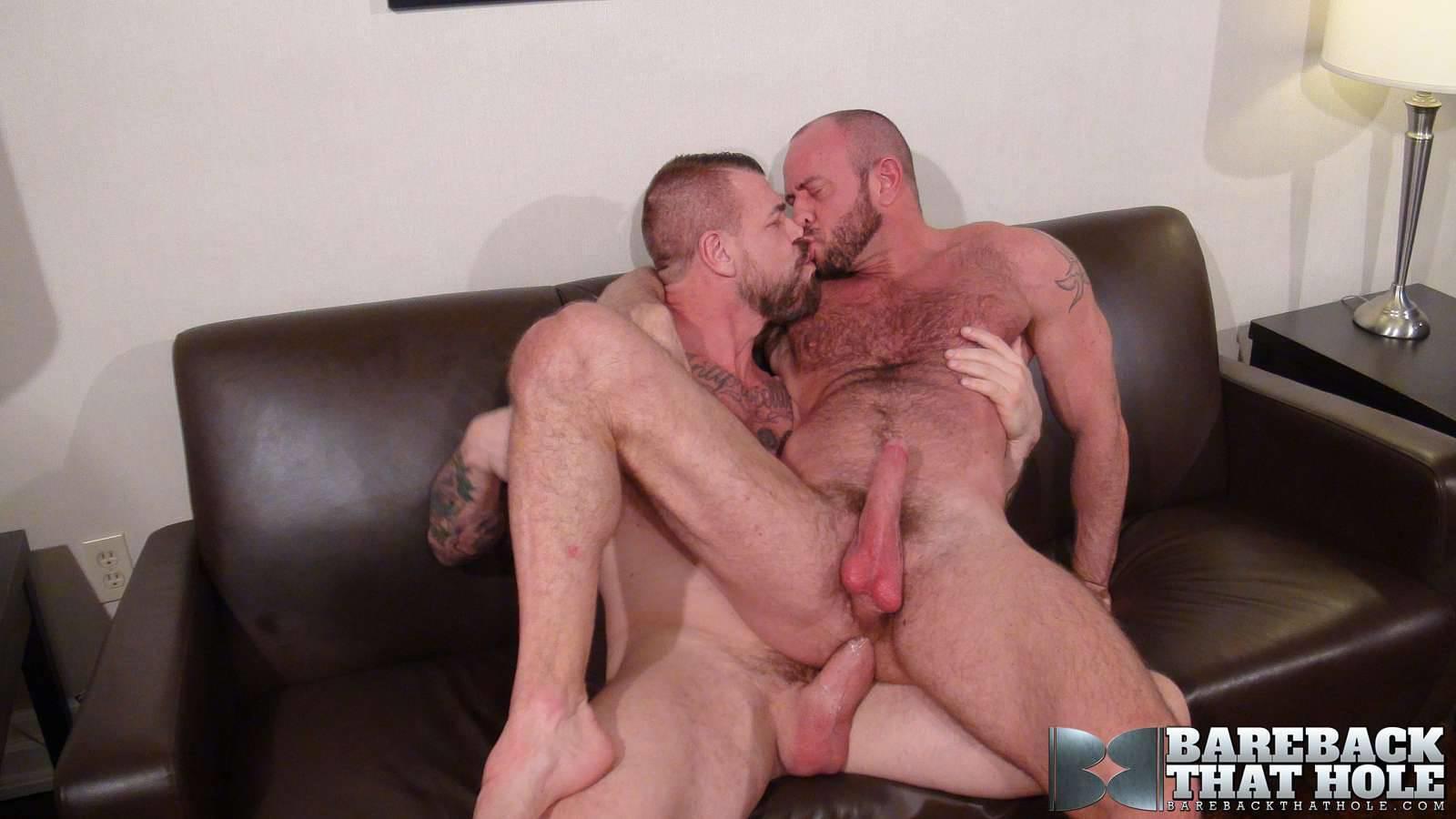 Gay bareback daddy porn