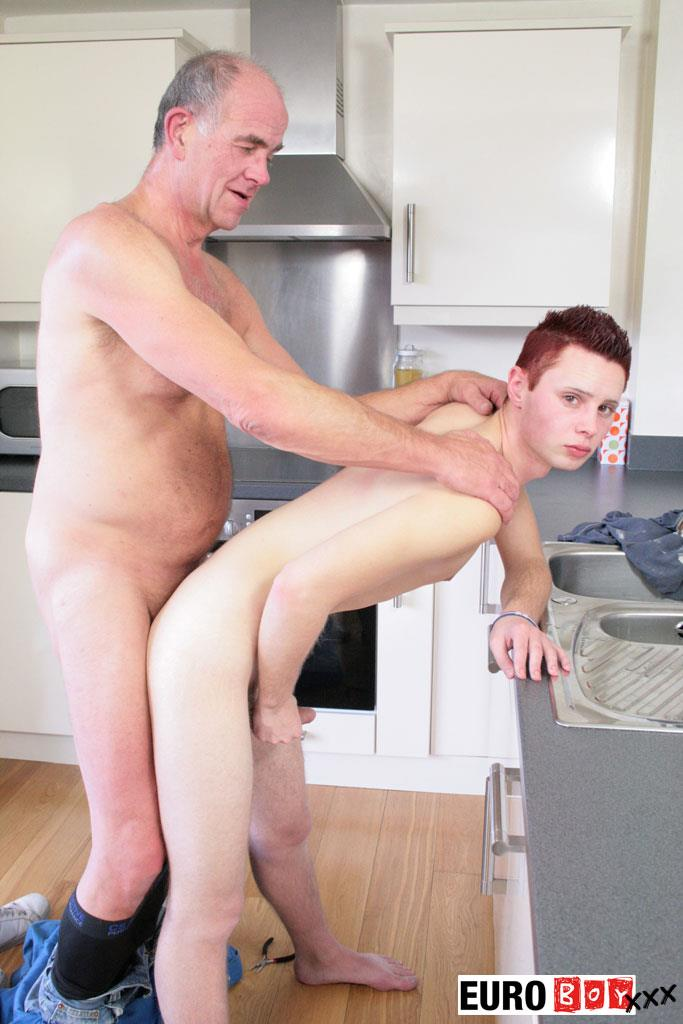 free gay boy suck and fuck with next door dad