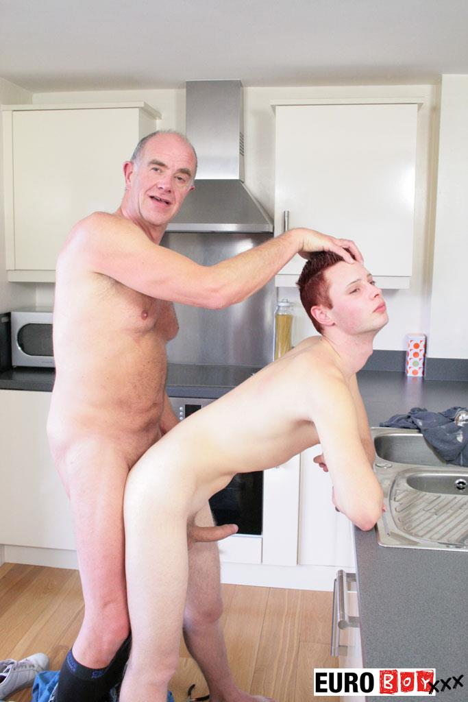 Euroboy XXX Aiden and Ben Big Uncut Cock Granddad Fucking Twink Amateur Gay Porn 16 Granddad Bareback Fucks A 19 Year Old Twink With His Big Uncut Cock