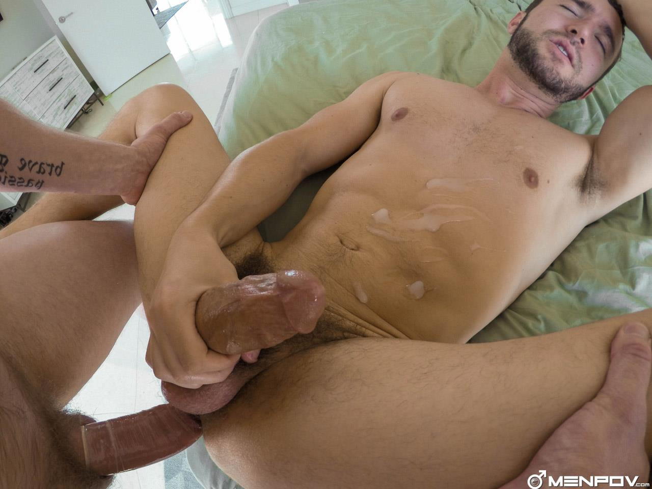 MenPOV Colt Rivers and Adam Herst Daddy Fucking His Boy Toy With A Thick Cock Amateur Gay Porn 25 Muscular Daddy Fucking His Boy Toy With His Thick Hard Cock