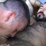 Cum Pig Men Jimmie Slater and Alessio Romero Hairy Muscle Daddy Getting Blow Job Amateur Gay Porn 16 150x150 Jimmie Slater Sucks A Load Of Cum Out Of Hairy Muscle Daddy Alessio Romero