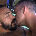 Cum Pig Men Jimmie Slater and Alessio Romero Hairy Muscle Daddy Getting Blow Job Amateur Gay Porn 52 150x150 Jimmie Slater Sucks A Load Of Cum Out Of Hairy Muscle Daddy Alessio Romero