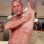 Butch Dixon Big T British Muscle Daddy With A Big Uncut Cock Amateur Gay Porn 02 150x150 British Muscle Daddy Jerking Off His Big 9
