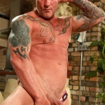 Butch-Dixon-Big-T-British-Muscle-Daddy-With-A-Big-Uncut-Cock-Amateur-Gay-Porn-10-150x150 British Muscle Daddy Jerking Off His Big 9