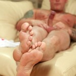 Butch-Dixon-Big-T-British-Muscle-Daddy-With-A-Big-Uncut-Cock-Amateur-Gay-Porn-16-150x150 British Muscle Daddy Jerking Off His Big 9