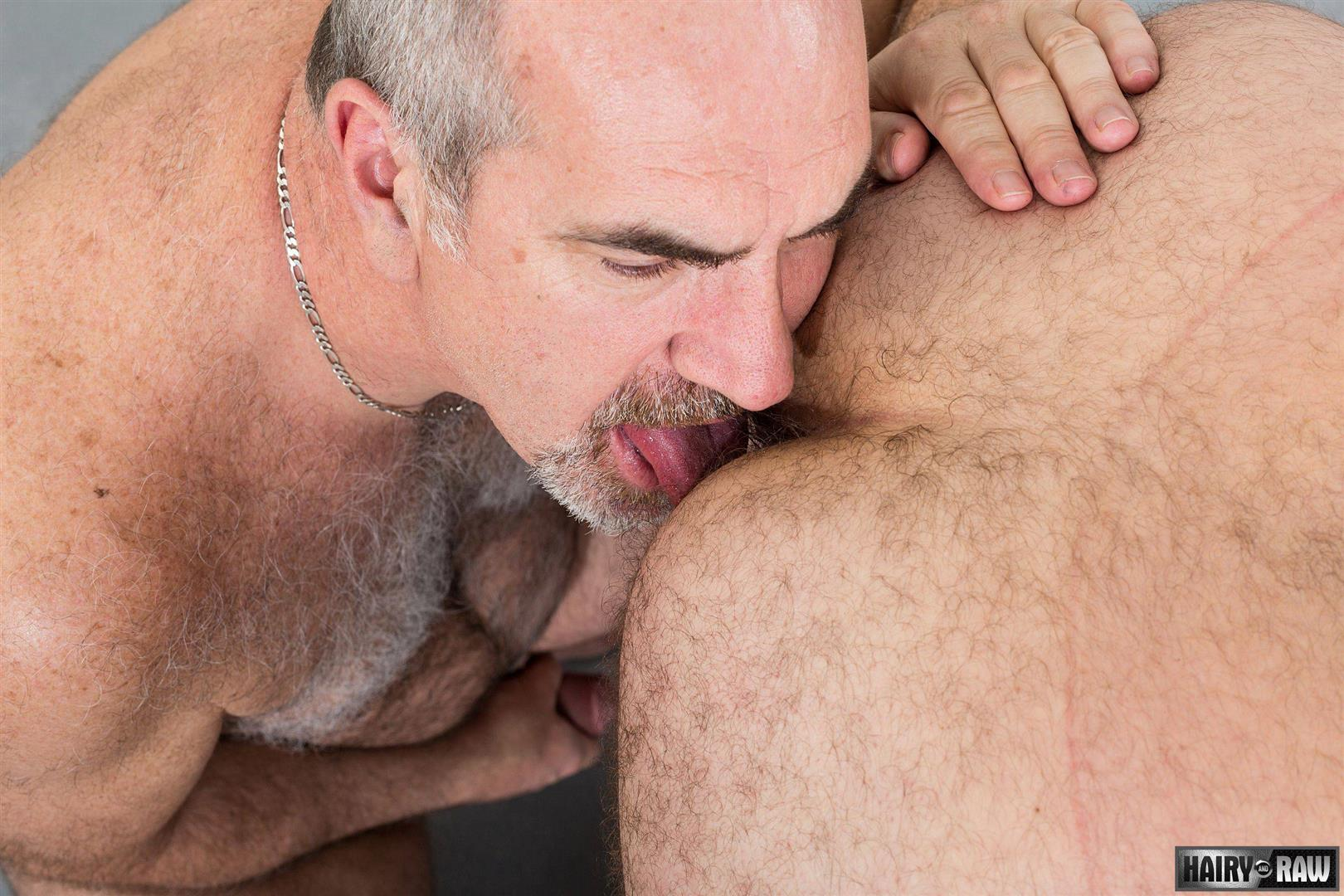 Hairy and Raw Vince Stewart and Martin Pe Hairy Chubby Dads Barebacking Uncut Cocks Amateur Gay Porn 15 Hairy Chubby Dads With Thick Uncut Cocks Fucking Bareback