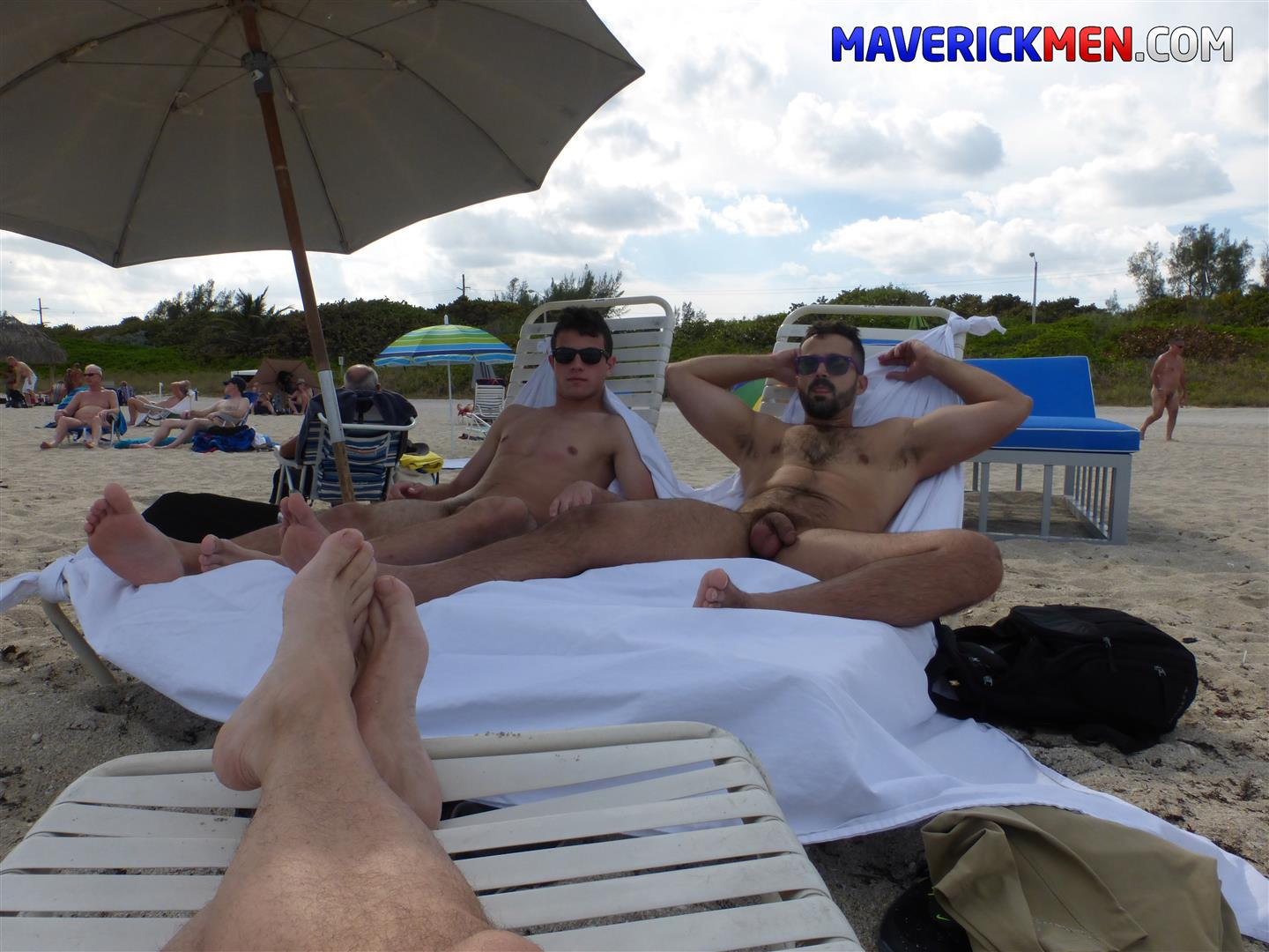 Maverick Men Vic Hunter Cole Naked Men At Haulover Beach Bareback Amateur Gay Porn 11 The Maverick Men Bareback Fucking A Hairy Young Ass In Florida