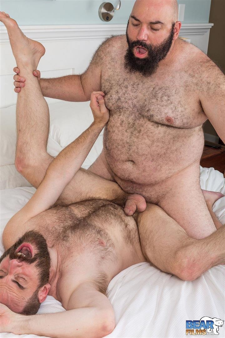 Bear Films Rock Hunter and Steve Sommers Chub Bears Fucking Bareback Amateur Gay Porn 13 Husky Bears Fucking Bareback at Provincetown Bear Week