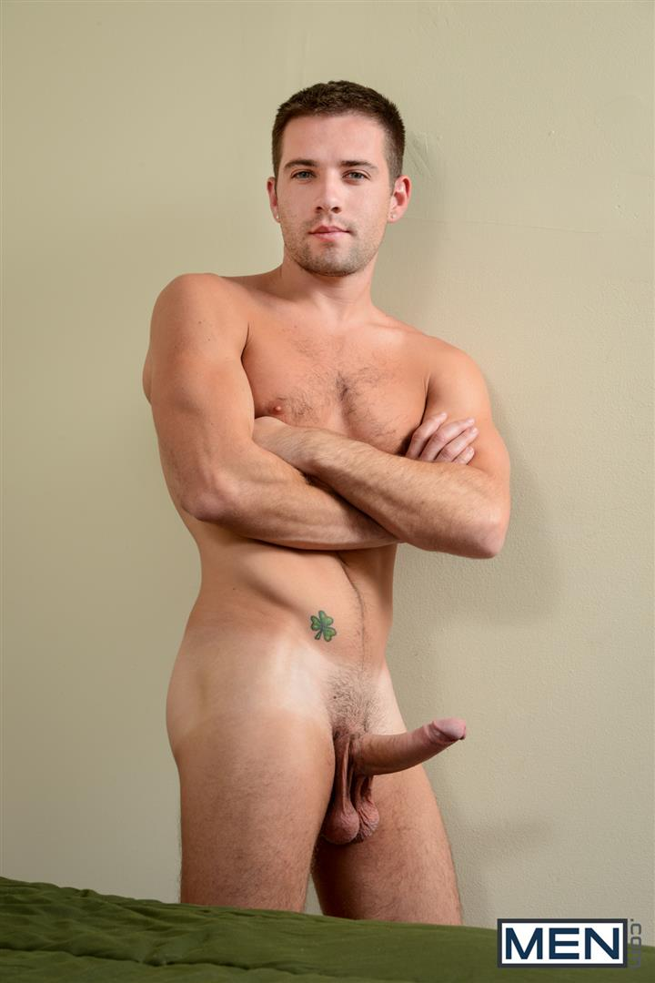 Huge gay uncut cock