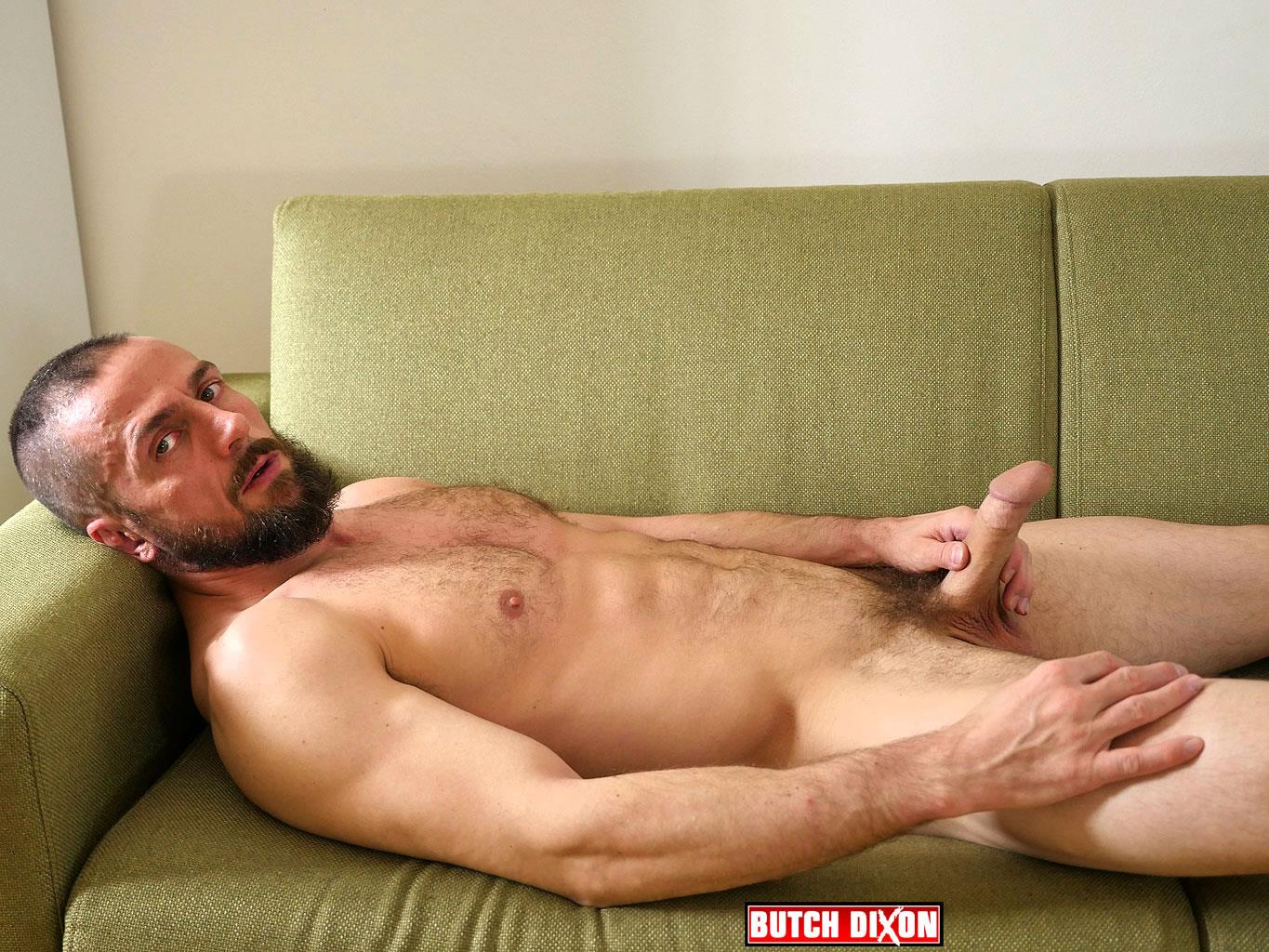 Butch-Dixon-Erik-Lenn-and-Mike-Bourne-Masculine-Guys-Fucking-Bareback-Amateur-Gay-Porn-01 Beefy Masculine Guys Fucking Bareback With A Big Uncut Cock
