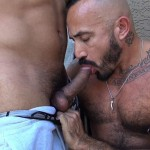 Dudes Raw Alessio Romero and Mario Cruz Bareback Muscle Daddy Latino Amateur Gay Porn 05 150x150 Muscle Daddy Alessio Romero Gets Bred By Mario Cruz