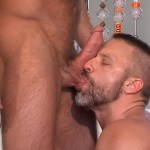 Titanmen Titan Hunter Marx and Dirk Caber Hairy Muscle Daddy Fuck Amateur Gay Porn 27 150x150 Dirk Carber Gets Fucked Hard By Another Muscle Daddy With A Thick Cock