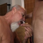 Bareback Me Daddy Silver Daddy Barebacks Younger Guy Amateur Gay Porn 03 150x150 Getting Barebacked By A Thick Daddy Dick