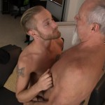 Bareback Me Daddy Silver Daddy Barebacks Younger Guy Amateur Gay Porn 11 150x150 Getting Barebacked By A Thick Daddy Dick