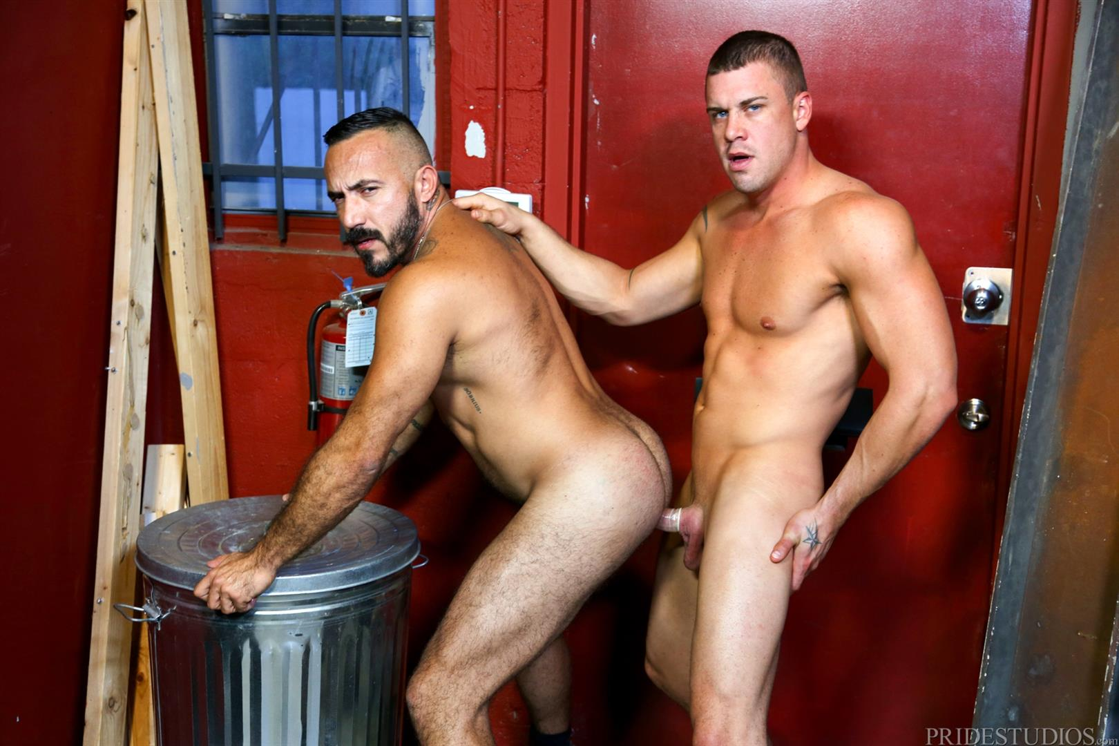 Men Over 30 Darin Silvers and Alessio Romero Hitchhiker Fucking Hairy Ass Amateur Gay Porn 12 Alessio Romero Picks Up A Hitchhiker And Gets Fucked In The Ass