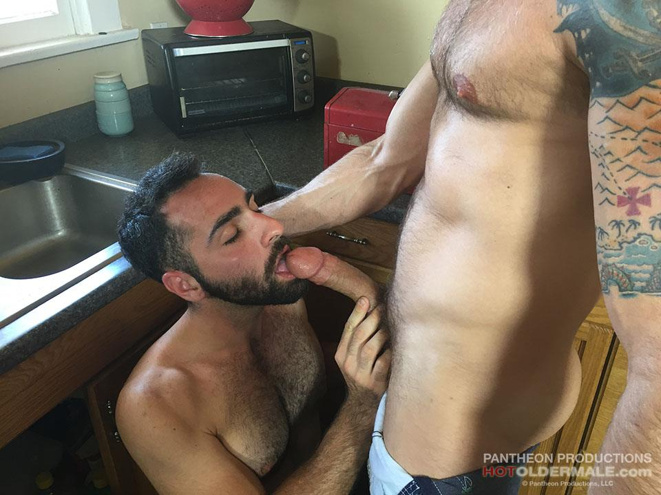 Hot Older Male Dave Rex and Anthony Naxos Thick Daddy Cock Amateur Gay Porn 11 Getting Fucked By A Daddy With A Big Thick Hairy Cock