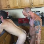 Hot Older Male Dave Rex and Anthony Naxos Thick Daddy Cock Amateur Gay Porn 16 150x150 Getting Fucked By A Daddy With A Big Thick Hairy Cock