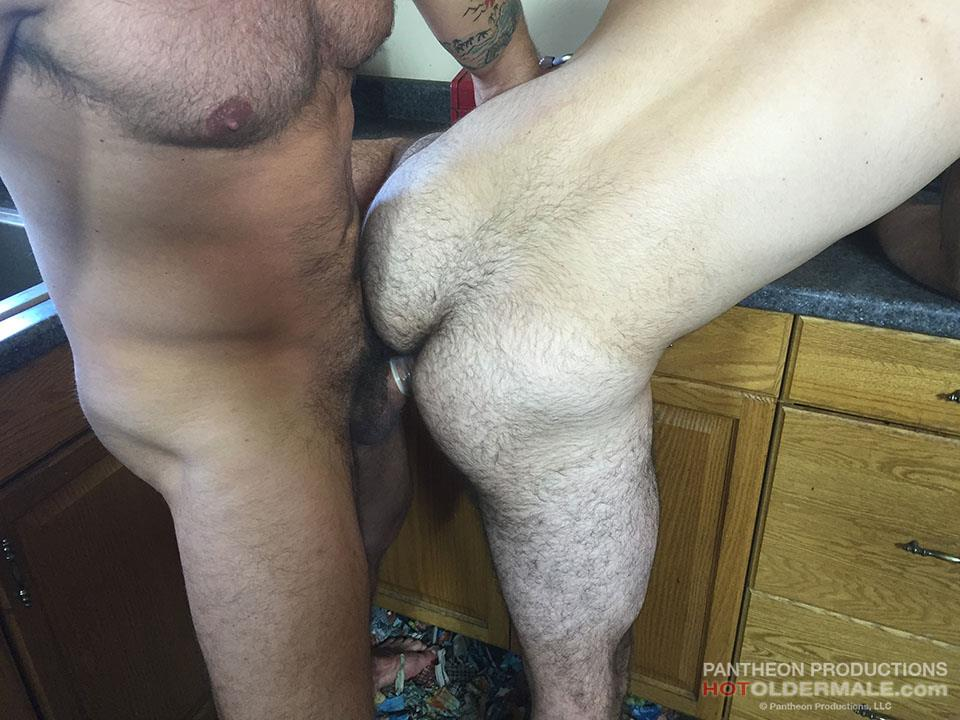 Hot-Older-Male-Dave-Rex-and-Anthony-Naxos-Thick-Daddy-Cock-Amateur-Gay-Porn-18 Getting Fucked By A Daddy With A Big Thick Hairy Cock
