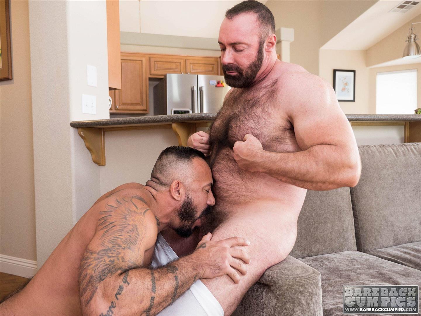 Aggressive gay hot daddy sex with sexy 4