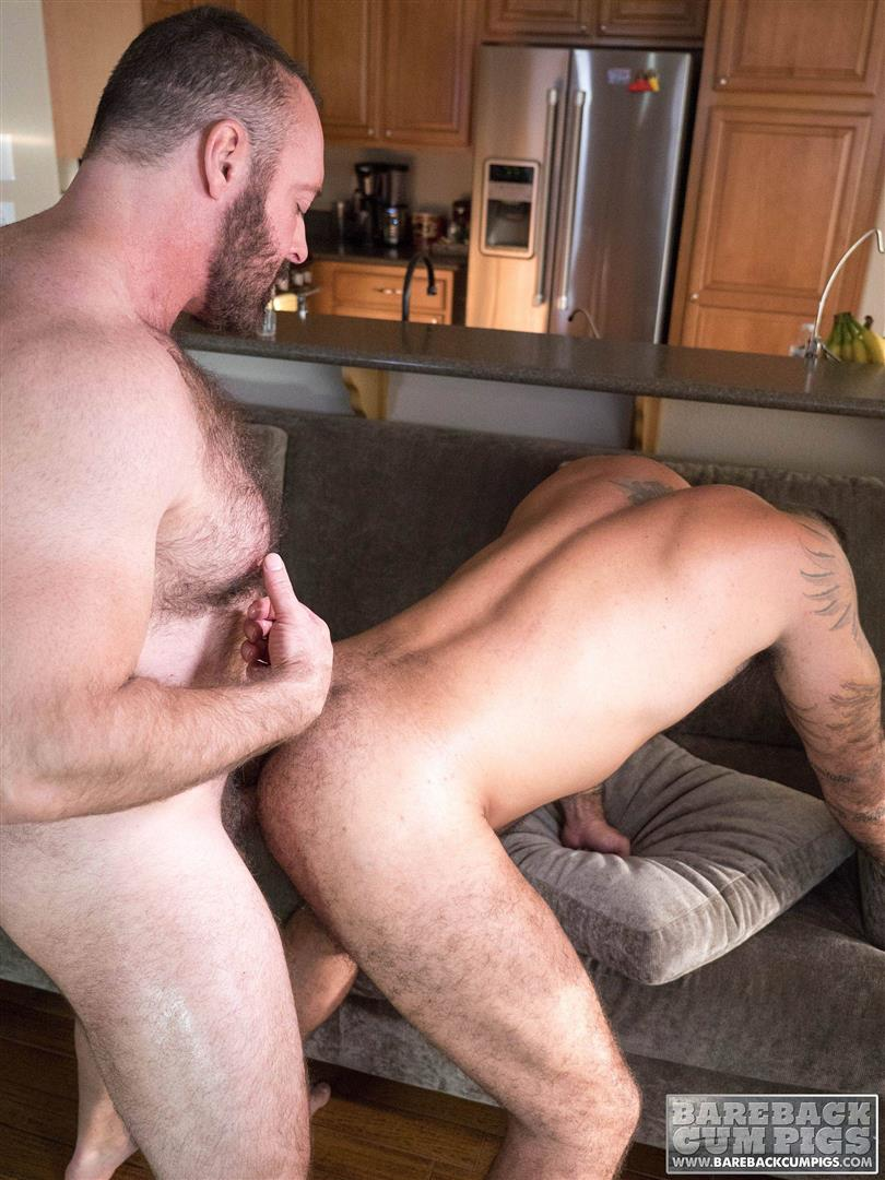 Bareback Cum Pigs Brad Kalvo and Alessio Romero Hairy Muscle Daddys Fucking Bareback Free Gay Porn 15 Hairy Muscle Daddy Aggressive Bareback Sex Video