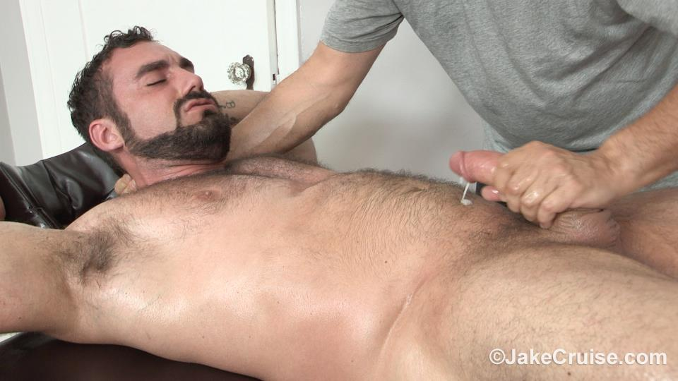 Amateur Dilf Eating Black Muscled Hunks Ass