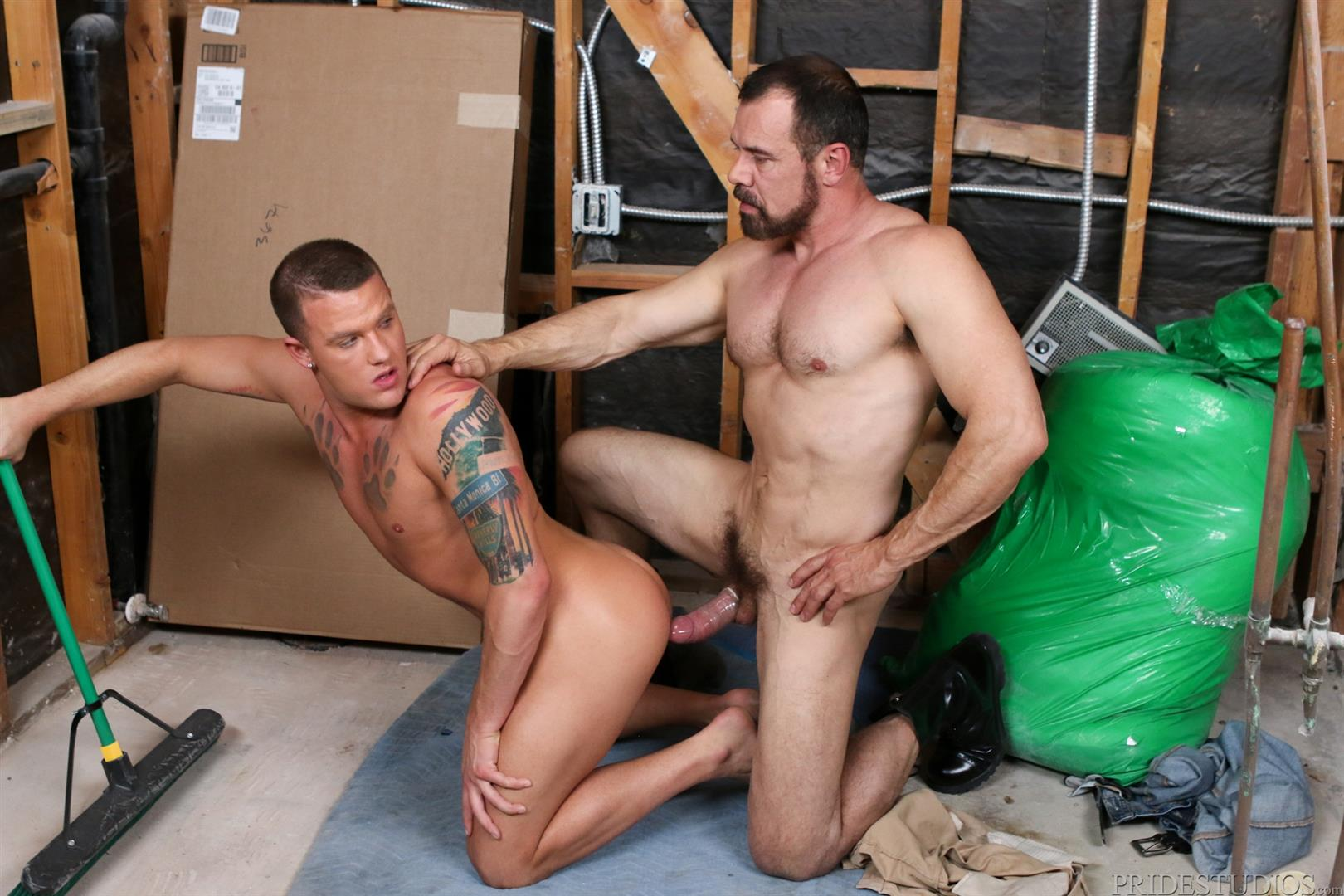 Dylan-Lucas-Max-Sargent-and-Brandon-Wilde-Thick-Cock-Daddy-Fucking-A-Boy-12 The Neighbor Boy Gets Fucked By A Thick Cock Daddy