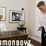 Mormon-Boyz-Elder-Garrett-and-Oaks-Bareback-Daddy-Gay-Sex-05-150x150 Mormon Boy Gets Barebacked By An Older Elder