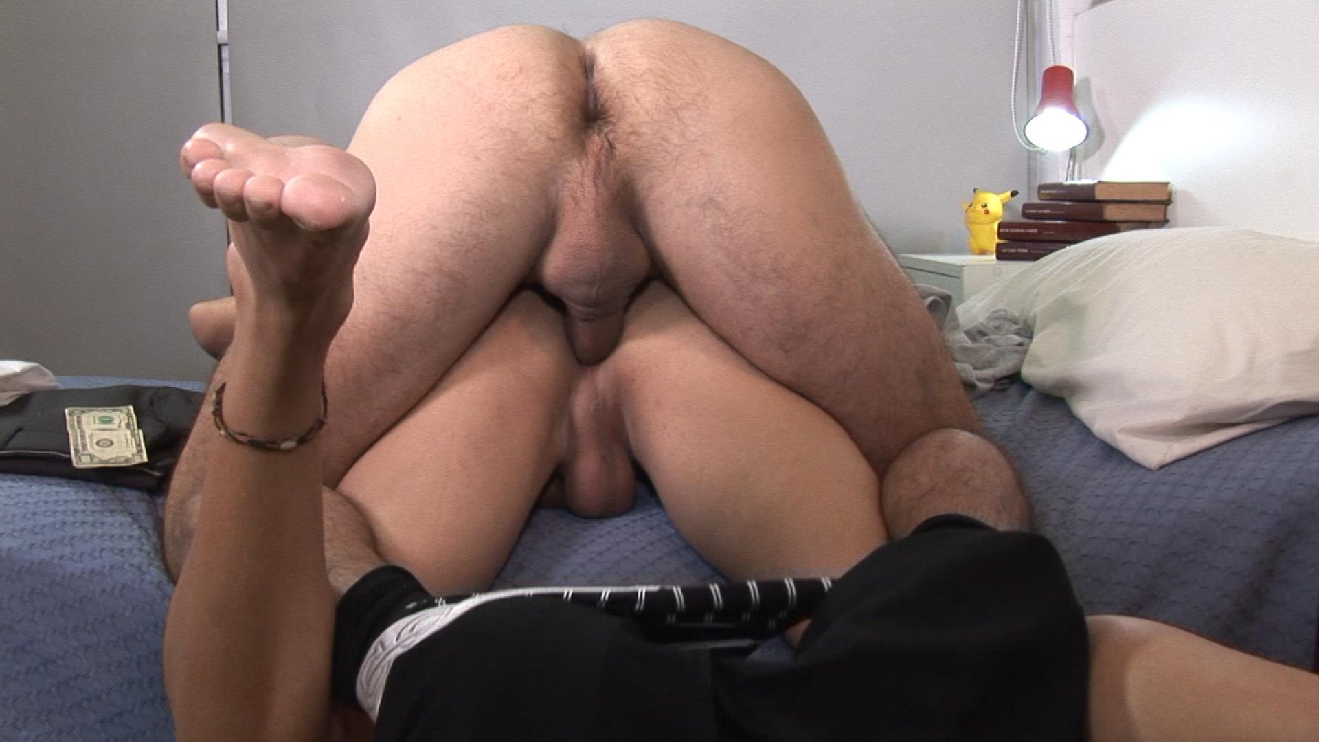 latino gay with lation step dad