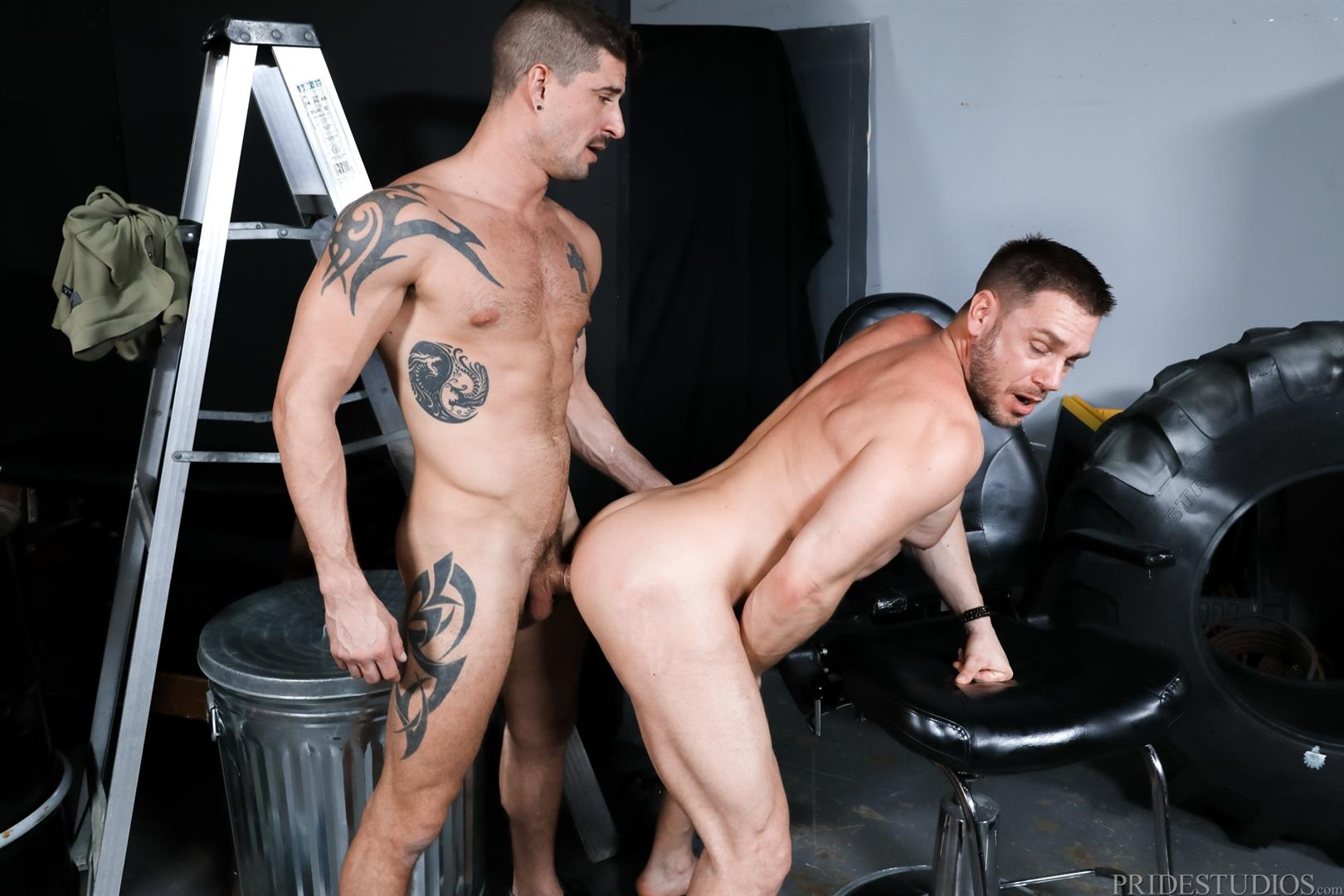 Pride-Studios-Hans-Berlin-and-Sean-Maygers-Daddy-Gets-Fucked-With-Big-Dick-12 Sean Maygers Fucking Muscle Daddy Hans Berlin