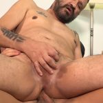 Bareback-Me-Daddy-Cedric-and-Migue-Young-Guy-Barebacks-Daddy-08-150x150 Daddy Seduces Young Man And Takes A Bareback Cock Up The Ass