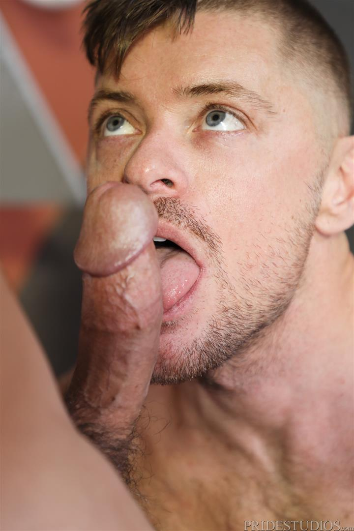 Men-Over-30-Joe-Parker-and-Jack-Andy-Sucking-Daddy-Dick-At-A-Gloryhole-09 Sucking A Thick Daddy Cock At A Gloryhole In A Public Bathroom