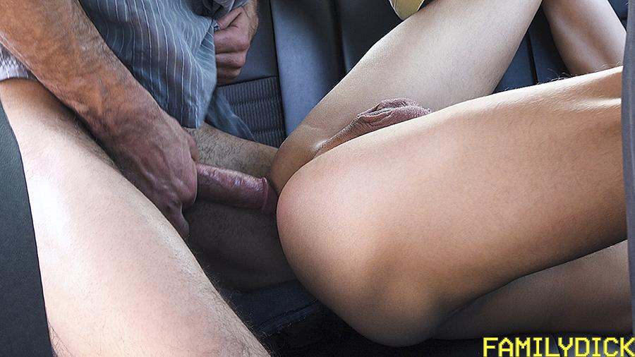 Family-Dick-Josh-Farley-and-Max-Ferro-Thick-Daddy-Dick-Fucking-Stepson-Bareback-15 Daddy Max Ferro Fills His Stepson Josh Hunter's Ass Full Of Cum