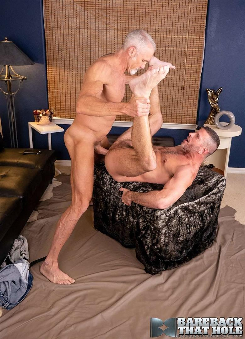 Bareback-That-Hole-Clay-Towers-and-Dallas-Steele-Thick-Dick-Daddy-Bareback-Sex-Video-19 Clay Towers Bareback Riding Dallas Steele's Big Fat Daddy Cock