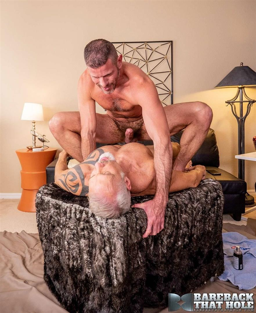 Bareback-That-Hole-Clay-Towers-and-Dallas-Steele-Thick-Dick-Daddy-Bareback-Sex-Video-32 Clay Towers Bareback Riding Dallas Steele's Big Fat Daddy Cock