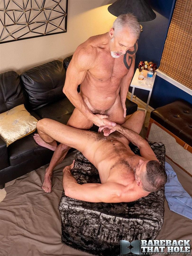 Bareback-That-Hole-Clay-Towers-and-Dallas-Steele-Thick-Dick-Daddy-Bareback-Sex-Video-38 Clay Towers Bareback Riding Dallas Steele's Big Fat Daddy Cock