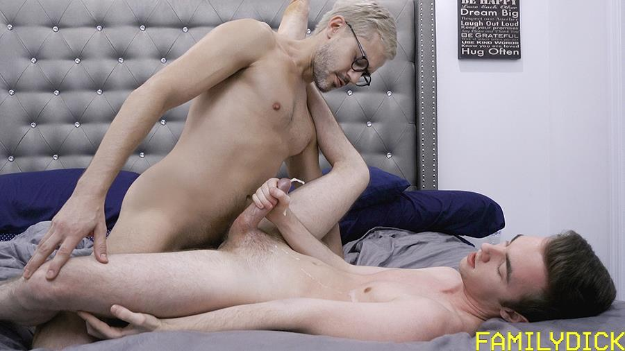 Family-Dick-Sherman-Maus-and-Joey-Maus-Fucked-By-Stepdad-Big-Cock-Bareback-19 Getting Fucked In The Ass Raw By My Stepdad's Big Fat Cock