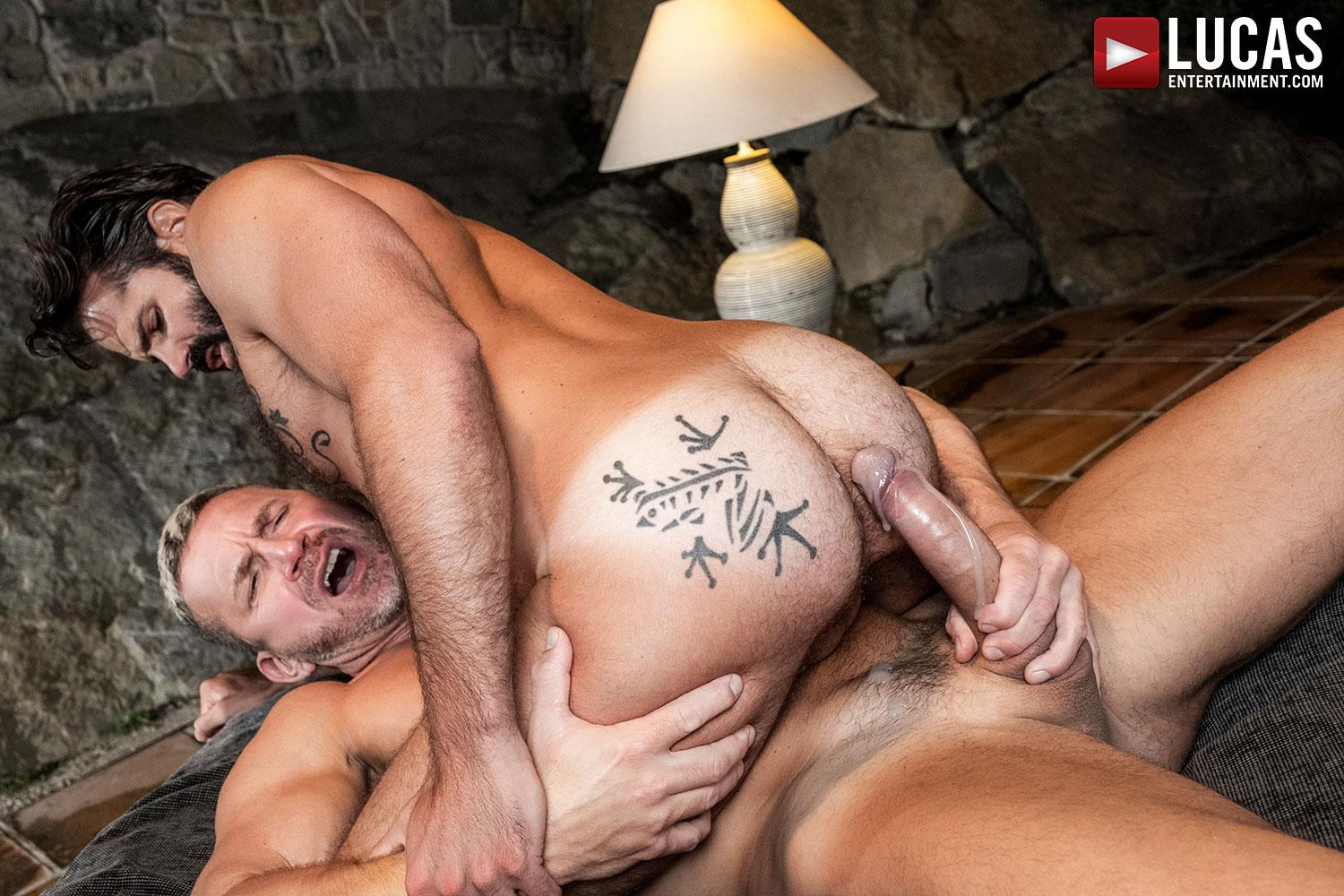 Lucas-Entertainment-Tomas-Brand-and-Dani-Robles-Big-Dick-Daddy-Barebacking-Younger-19 Muscle Daddy Tomas Brand Breeds Dani Robles With His Big Uncut Cock